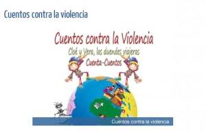 Cuentos contra la violencia
