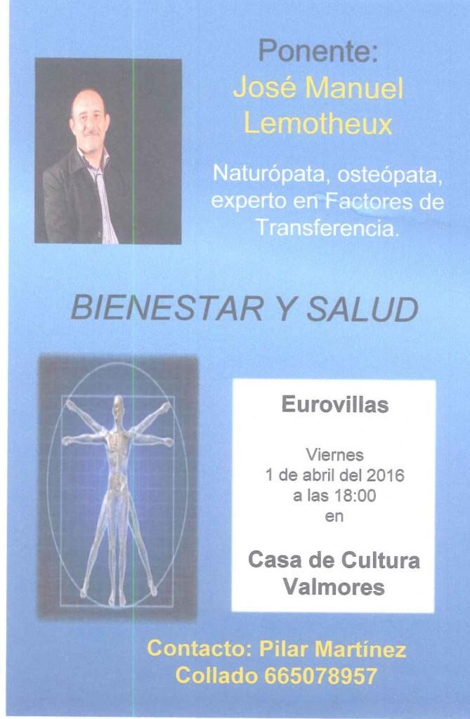 2016_03_24 Conferencia B y Salud